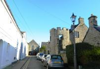Crickhowell - Tower Street