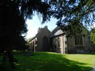 Overton-on-Dee - St Mary's Church