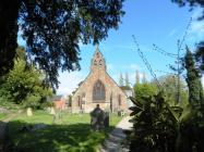 Erbistock - St Hilary's Church