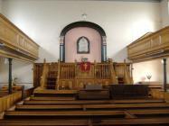 Salem Chapel, Bedlinog - interior