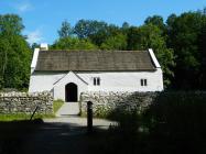 St Fagans Museum, St Teilo's Church