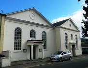 Castle Street Chapel, Abergavenny