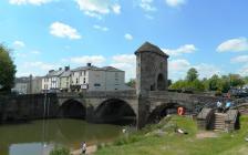 Monmouth, Monnow Bridge