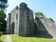 St Quentin's Castle, Llanblethian