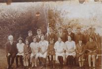 Photo of Hope School Standard 7 Class 1928