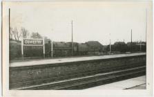 Oswestry Buttington Railway. Oswestry