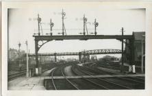 Oswestry Buttington Railway