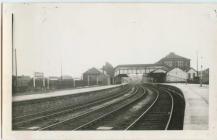 Oswestry - Buttington Railway