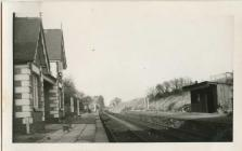 Cambrian Railways. Llynclys
