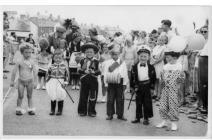 Borth Carnival about 1955
