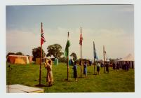 Swn-Y-Ddraig '88 camp. Miss Ray Charles...