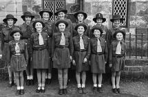 Llanbrynmair Guides and Brownies
