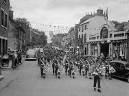 Ellesmere Coronation Parade