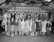 1st Ellesmere Girl Guides' party