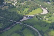 LLANELLTYD BRIDGE;PONT LLANELLTYD, NEAR DOLGELLAU