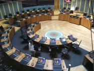 Welsh Assembly - Debating Chamber