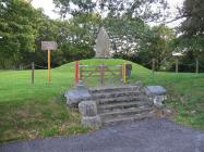 Memorial to Llywelyn ap Gruffudd, Climeri