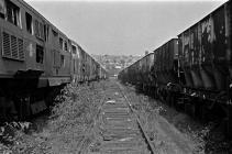Dead Trains, Barry Dock, 1980