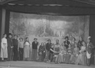 Hafodunos Hall Boarding School Play