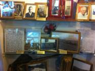 Patagonia 2015 - Trevelin - Historical displays