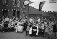 VE Day Celebrations 1945