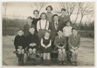 Bwlchllan School, 1958
