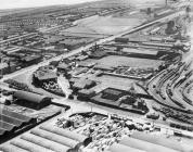 CARDIFF AND SOUTH WALES WAGON WORKS, EAST...
