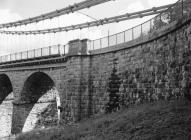 MENAI SUSPENSION BRIDGE, MENAI BRIDGE