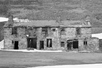 House Guests, Cwmystwyth, Jan 1965