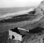 Lime Kiln by Sarn Gynfelyn, Jan 1965