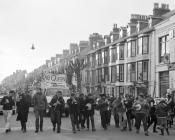 UCW Aberystwyth Rag Procession, 1965
