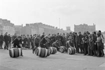 Aber Rag 15 Feb 1964: Barrel Race