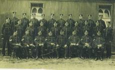 Glamorgan Constabulary group.
