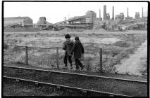 East Moors steelworks Cardiff