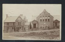 Ton Pentre Police Station & Court early...