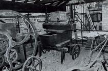 Travelling cider making equipment