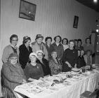 Sarn Mellteyrn branch of the Women's Institute...