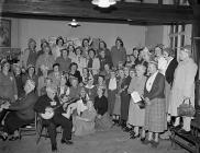Pontfadog Women's Institute Christmas Party