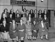Llanyblodwel Women's Institute...