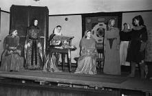 Prees Women's Institute Play, 1948