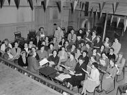 Merioneth Women's Institute drama school