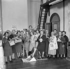 Branches of Caernarfonshire Women's Institute...