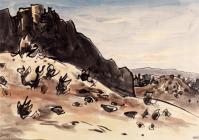 Hen Gastell, Dyffryn Camwy, Patagonia