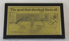 """The goal that shocked them all"",..."