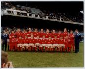 Welsh national rugby team, 1988