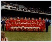 Tîm rygbi cenedlaethol Cymru, 1988