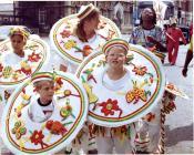 Cardiff Carnival 1990 - Traditional Trinidad...