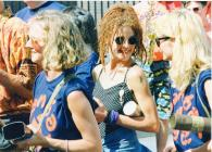 Cardiff Carnival 1991 - Butetown Mas: Wales and...