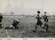 Newport v Richmond, 23rd January 1954