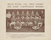 Wales 1952